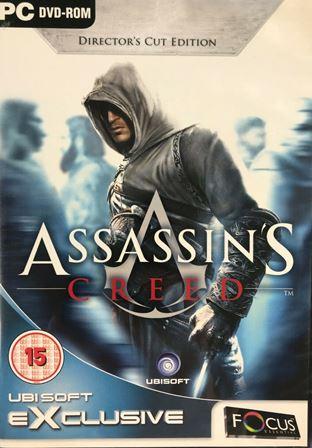 Joc PC Assassin's Creed - Director's Cut Edition  - FOCUS