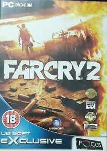Joc PC Far Cry 2 - Focus