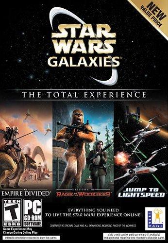 Joc PC Star Wars Galaxies: The Total Experience