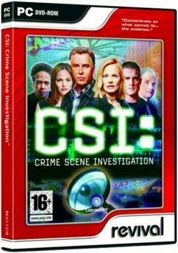 Joc PC CSI: Crime Scene Investigation - Revival
