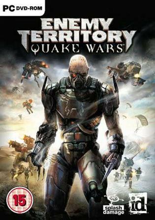 Joc PC Enemy Territory: Quake Wars