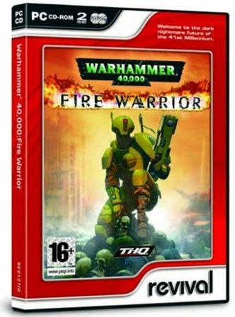 Joc PC Warhammer 40.000 Fire Warrior - Revival