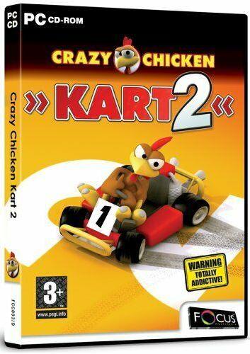 Joc PC Crazy Chicken Kart 2 - Focus