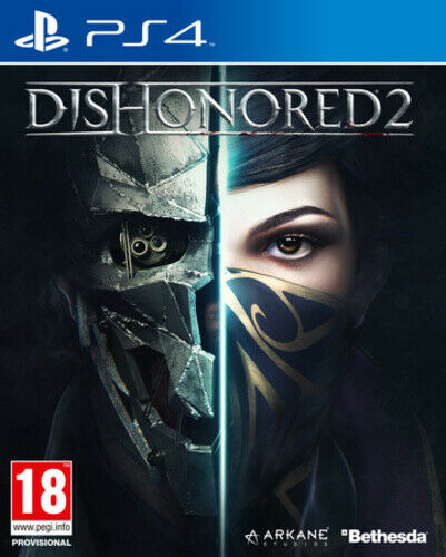 Hra PS4 Dishonored 2
