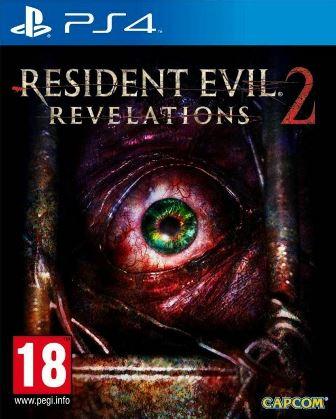 Joc PS4 Resident Evil Revelations 2