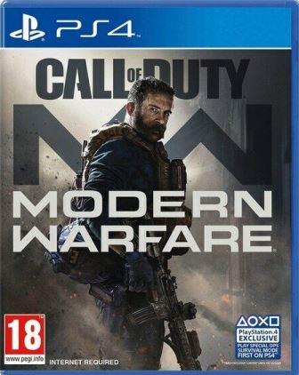 Joc PS4 Call of Duty Modern Warfare MW