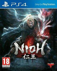 Joc PS4 Nioh