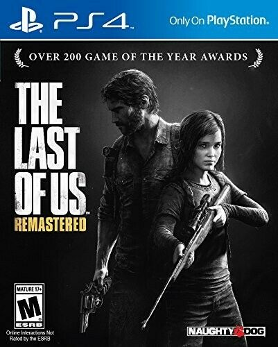 Joc PS4 The Last of Us: Remastered