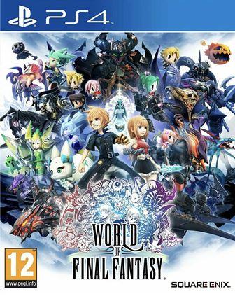 Joc PS4 World of Final Fantasy