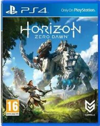 Joc PS4 Horizon Zero Dawn