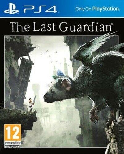Joc PS4 The Last Guardian - A