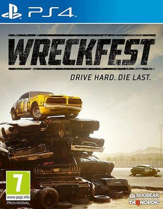 Joc PS4 Wreckfest - A
