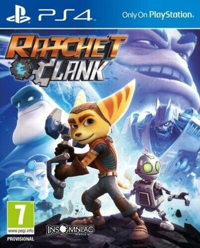 Joc PS4 Ratchet & Clank - AE