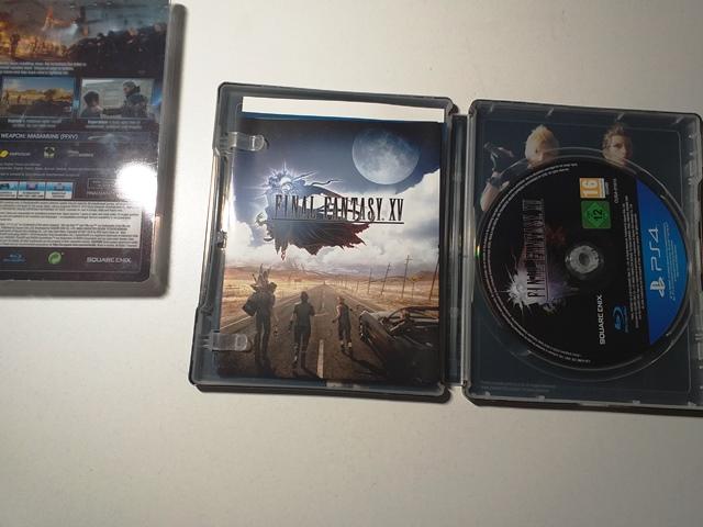 Joc PS4 Final Fantasy XV Special Edition