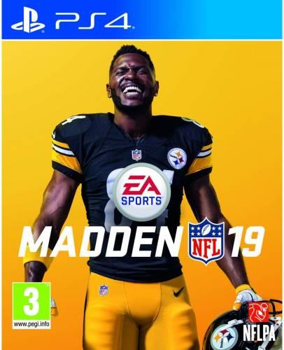 Joc PS4 Madden NFL 19 - 60470