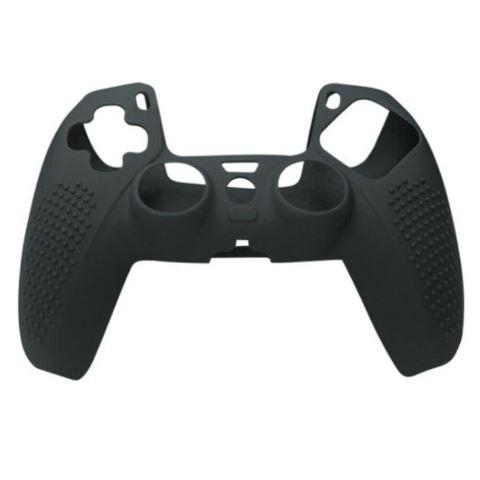 Husa Silicon Neagra pentru controller PS5 - 60471