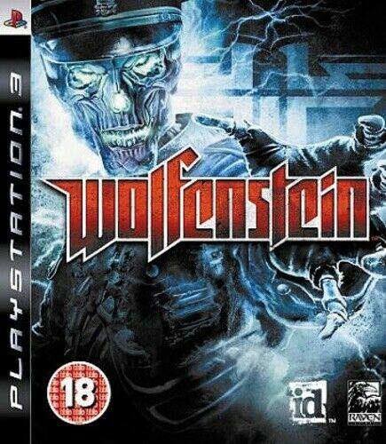 Joc PS3 Wolfenstein