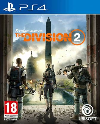 Joc PS4 Tom Clancy's The Division 2