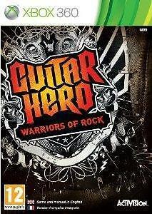 Joc XBOX 360 Guitar Hero: Warriors of Rock