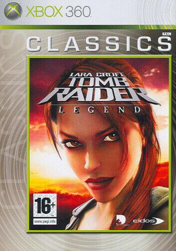 Joc XBOX 360 Lara Croft Tomb Raider Legend CLASSICS