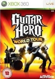 Joc XBOX 360 Guitar Hero: World Tour