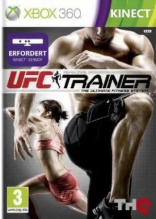 Joc XBOX 360 UFC Trainer Kinect