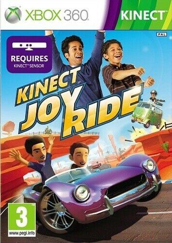 Joc XBOX 360 Kinect Joy Ride
