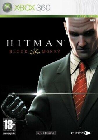 Joc XBOX 360 Hitman Blood Money