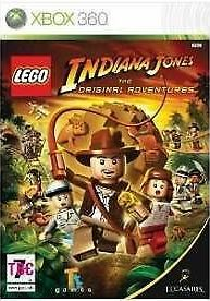 Joc XBOX 360 LEGO Indiana Jones: The Original Adventures