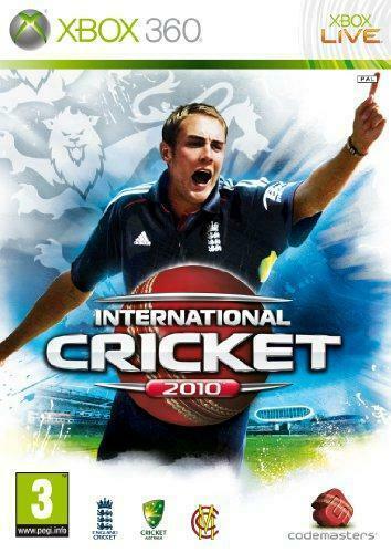 Joc XBOX 360 International Cricket 2010 - B