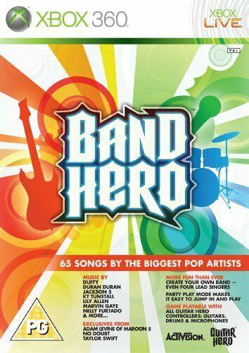 Joc XBOX 360 Band Hero - A