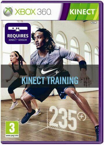 Joc XBOX 360 Kinect Training - Nike + - A