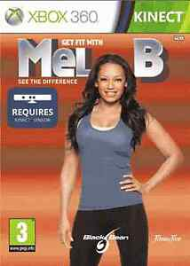 Joc XBOX 360 Get Fit with Mel B - Kinect - A