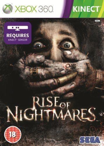 Joc XBOX 360 Rise of Nightmares - Kinect - B