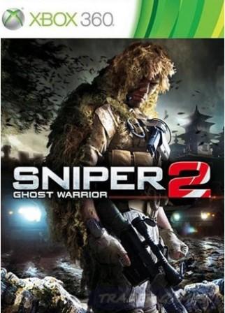 Joc XBOX 360 Sniper 2 Ghost Warrior