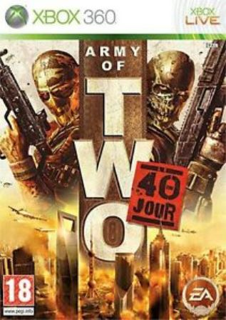 Joc XBOX 360 Army of Two: The 40th Day