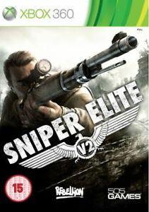 Joc XBOX 360 Sniper Elite V2