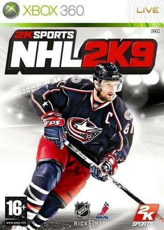 Joc XBOX 360 NHL 2K9
