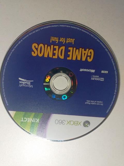 Joc XBOX 360 Game Demos - Kinect - G