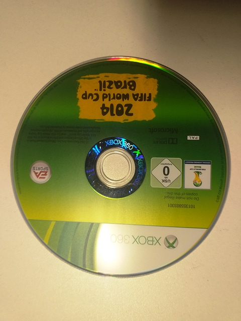 Joc XBOX 360 2014 FIFA World Cup Brazil - G