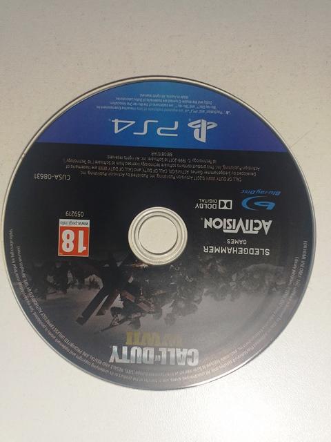 Joc PS4 Call of Duty WWII - G