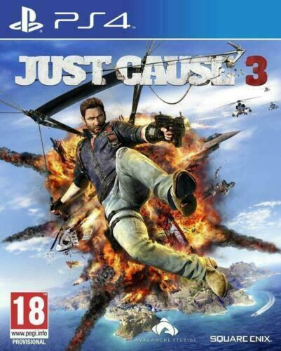Joc PS4 Just Cause 3