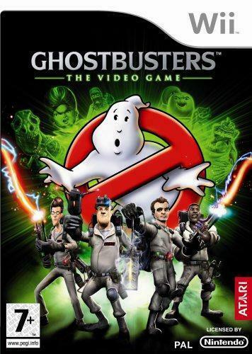 Joc Nintendo Wii Ghostbusters: The Video Game - B