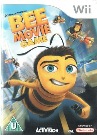 Joc Nintendo Wii Bee Movie Game - B