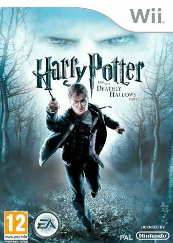 Joc Nintendo Wii Harry Potter and The Deathly Hallows - Part 1 - B
