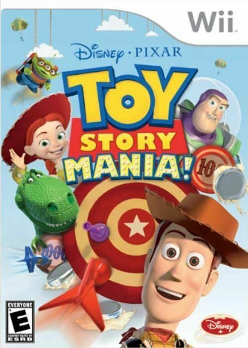 Joc Nintendo Wii Toy Story Mania