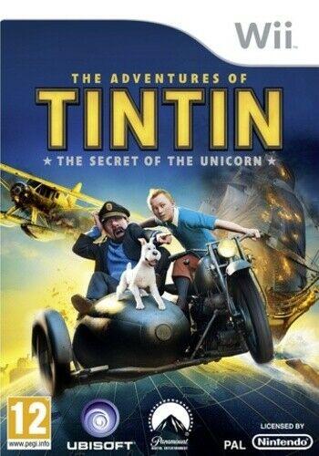 Joc Nintendo Wii The Adventures Of Tintin: The Secret of the Unicorn