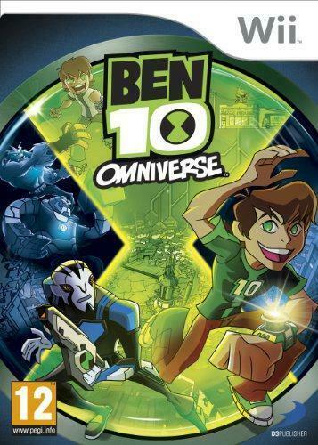 Joc Nintendo Wii Ben 10 Omniverse