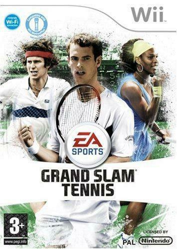 Joc Nintendo Wii EA Sports Grand Slam Tennis