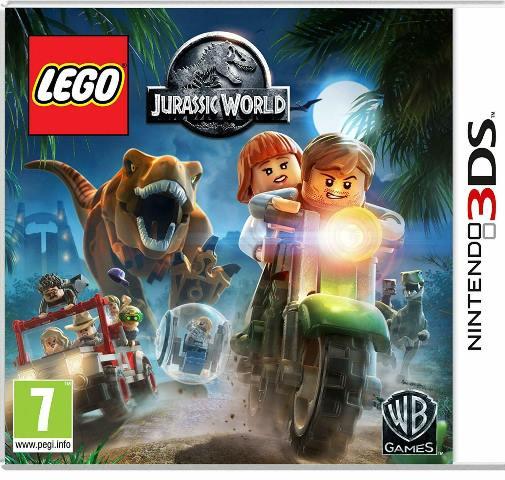 Joc Nintendo 3DS / 2DS LEGO Jurassic World